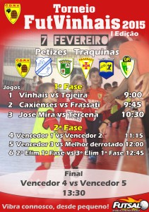 Torneio I FutVinhais2015