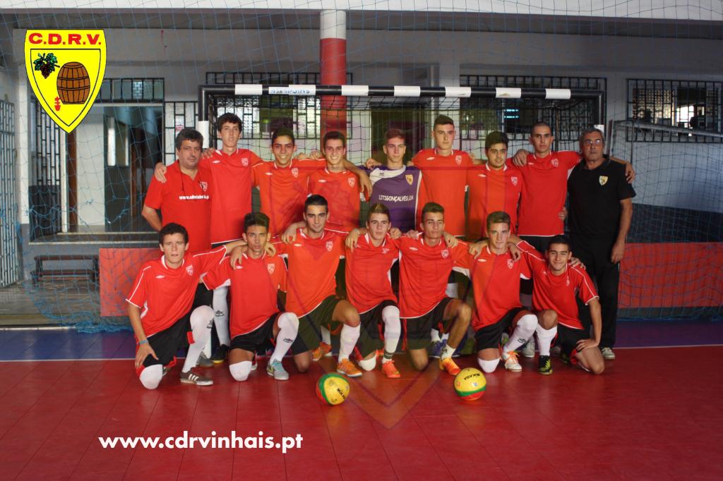 Vinhais Juniores 20142015site