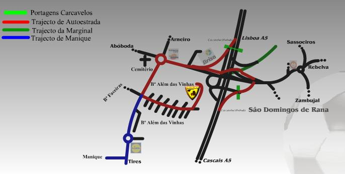 itinerarioclube